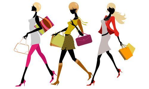 Women Fashion Designing Model