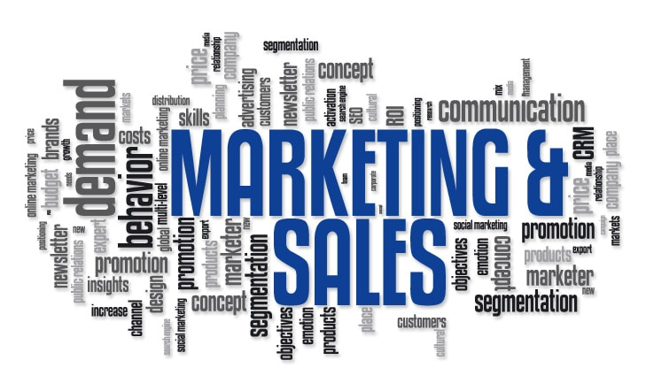 What Is The Difference Between Marketing And Sales Vibe